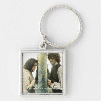 Outlander Season 3 | Claire and Jamie Keychain