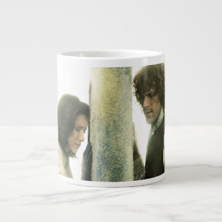 Outlander Season 3 | Claire and Jamie Large Coffee Mug