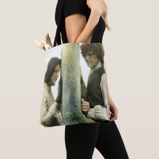 Outlander Season 3 | Claire and Jamie Tote Bag