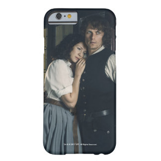 Outlander Season 3 | Jamie and Claire Affection Barely There iPhone 6 Case