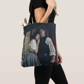 Outlander Season 3 | Jamie and Claire Affection Tote Bag