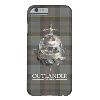 Outlander | The Fraser Brooch Barely There iPhone 6 Case