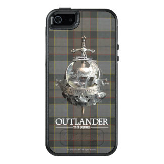 Outlander | The Fraser Brooch OtterBox iPhone 5/5s/SE Case