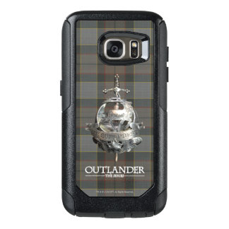 Outlander | The Fraser Brooch OtterBox Samsung Galaxy S7 Case