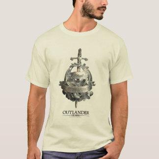 Outlander   The Fraser Brooch T-Shirt