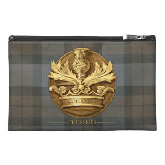 Outlander   The Thistle Of Scotland Emblem Travel Accessories Bags