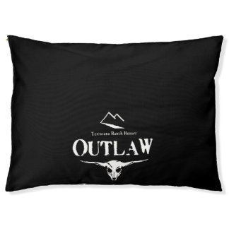Outlaw Dog Bed