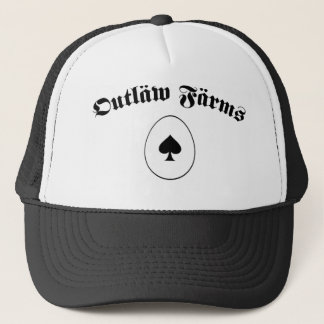 Outlaw Farms Trucker Hat