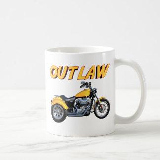 Outlaw Gold Trike Coffee Mug