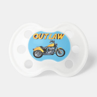 Outlaw Gold Trike Pacifiers