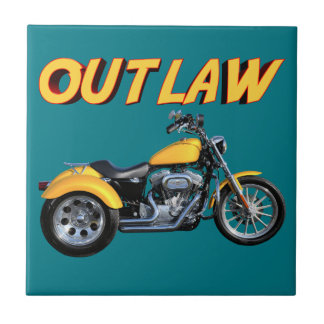 Outlaw Gold Trike Tiles