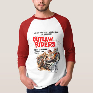 Outlaw Riders T-Shirt