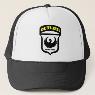 Outlier Black Swan Hat
