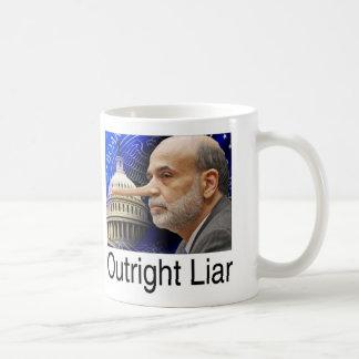Outlier - Outright Liar Coffee Mug