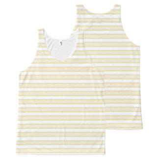 Outlined Stripes Beige