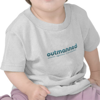 OUTMANNED SWAG T-SHIRTS