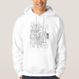 outnumbered? hoodie