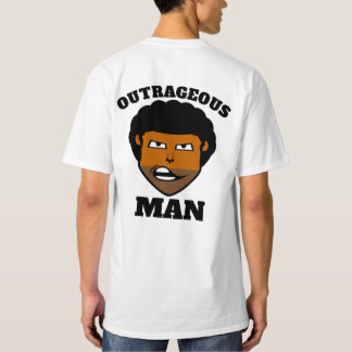 Outrageous Men's Tall Hanes T-Shirt