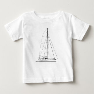 outremer_55_drawing baby T-Shirt