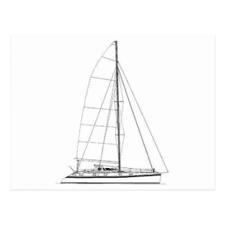 outremer_55_drawing postcard