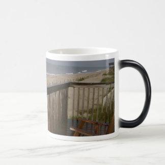 Outside by the Sea Magic Mug