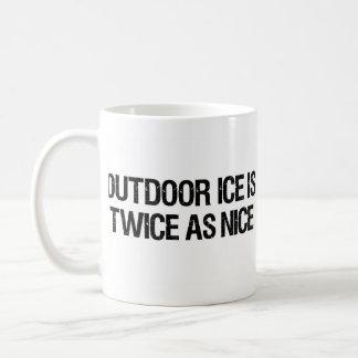 """""""Outside Ice"""" Mug"""