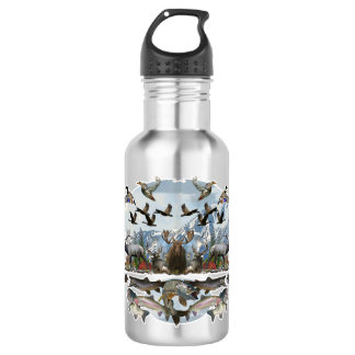 Outside life 532 ml water bottle