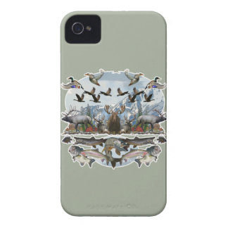 Outside life iPhone 4 Case-Mate cases