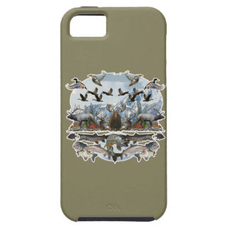 Outside life iPhone 5 case