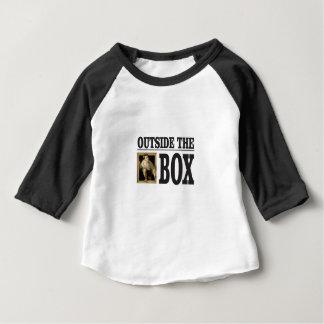 outside the box boy baby T-Shirt