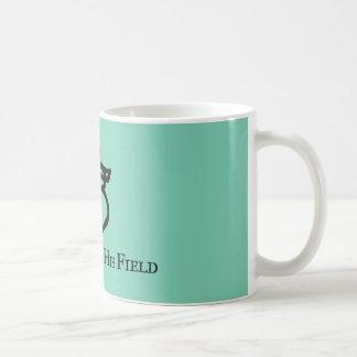 Outstanding in His Field Coffee Mug