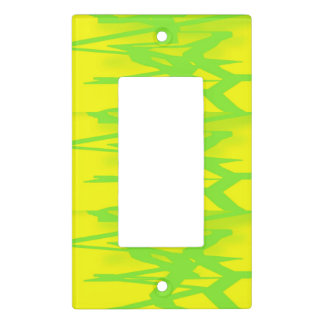 Outta Control II lemon and lime light switch cover