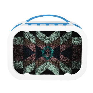 OutwornTribal Aztek Pattern Lunch Box