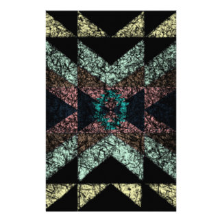 OutwornTribal Aztek Pattern Stationery
