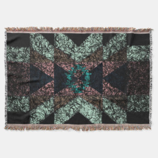 OutwornTribal Aztek Pattern Throw Blanket