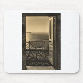 Ouvrez porte-Rétro Tapis De Souris