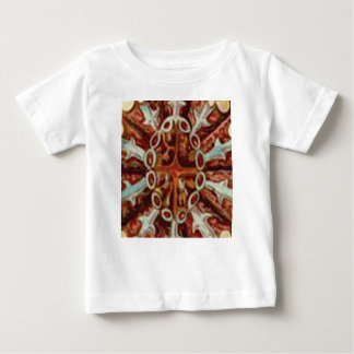 oval of figures and shapes baby T-Shirt
