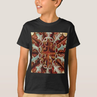 oval of figures and shapes T-Shirt