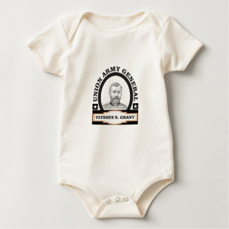 oval us grant image baby bodysuit