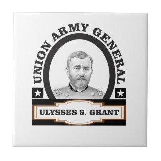 oval us grant image ceramic tile