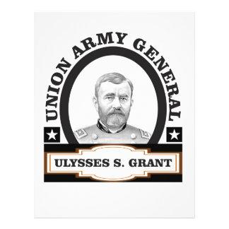 oval us grant image letterhead template