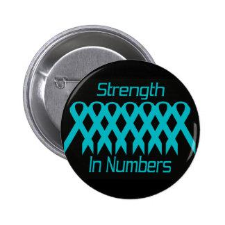 Ovarian Cancer Awareness Button