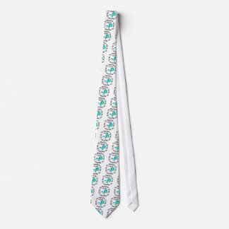 Ovarian Cancer In Memory of My Mother Tie