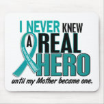 Ovarian Cancer NEVER KNEW A HERO 2 Mother