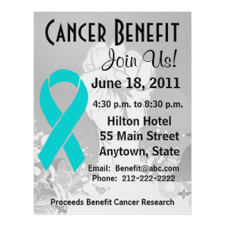 Ovarian Cancer Personalized Benefit Flyer