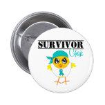 Ovarian Cancer Survivor Chick