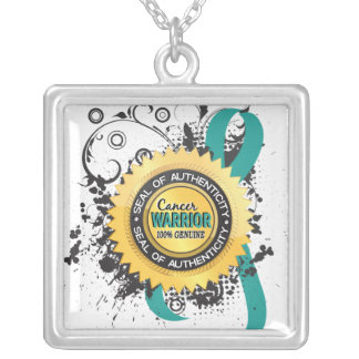 Ovarian Cancer Warrior 23 Necklaces