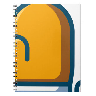 Oven Mitten Notebooks