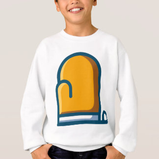 Oven Mitten Sweatshirt