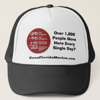 Over 1,000 People per day... hat